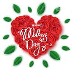 May 9 Mother's Day