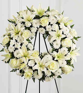 7S34442AR-Coroa de flores..