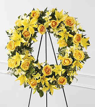 7S384217AR-Coroa de flore..
