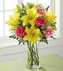 C6-5242 BRIGHT e BEAUTIFUL BOUQUET