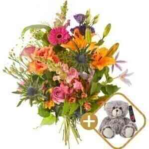 COMBI BOUQUET I GIVE YOU ..