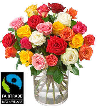 7CH49367CH-Bouquet of Ros..
