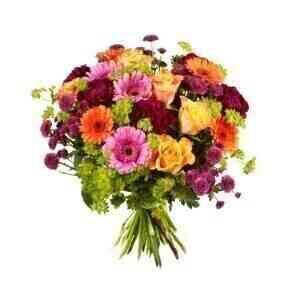 Bouquet Färgglad..