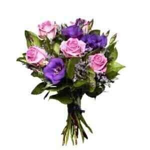 Bouquet Pink and Purple..
