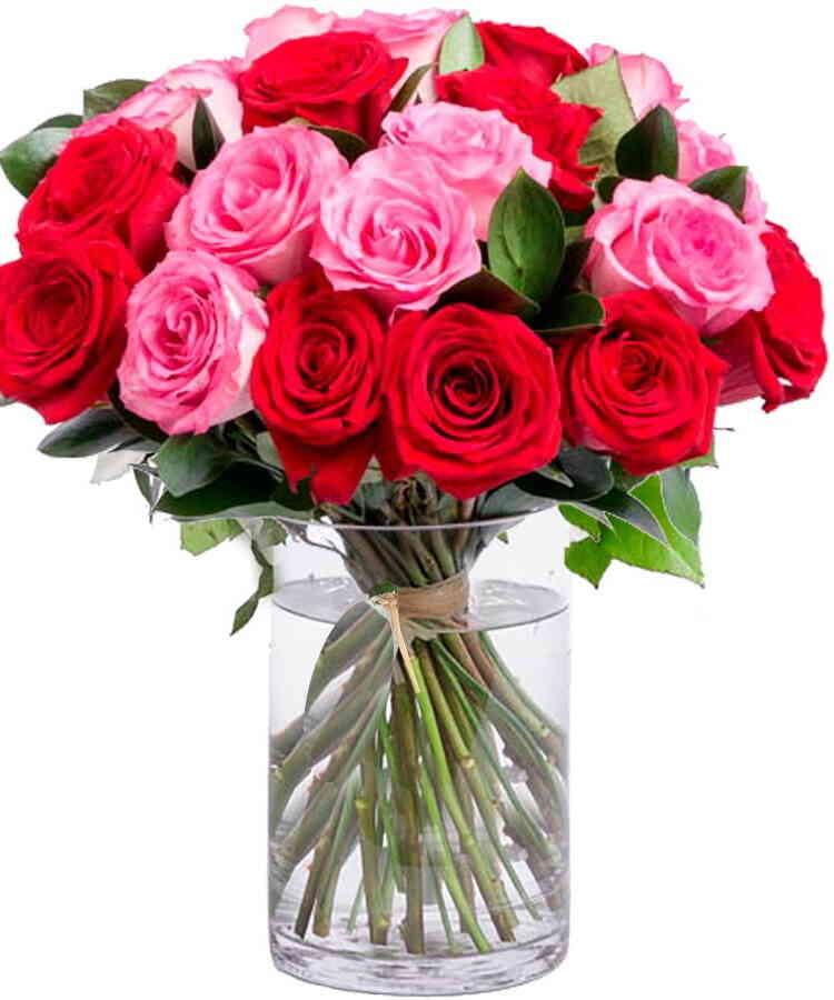 Bouquet de Rosas Cores e ..