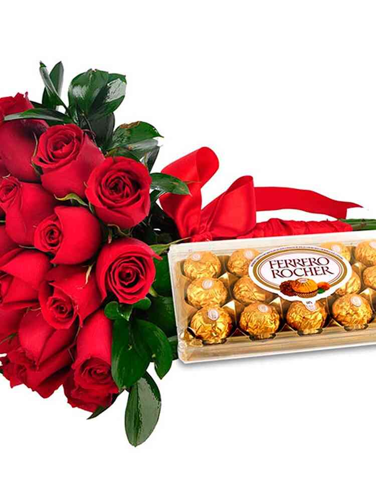 Doce Amor - Rosas com Cho..