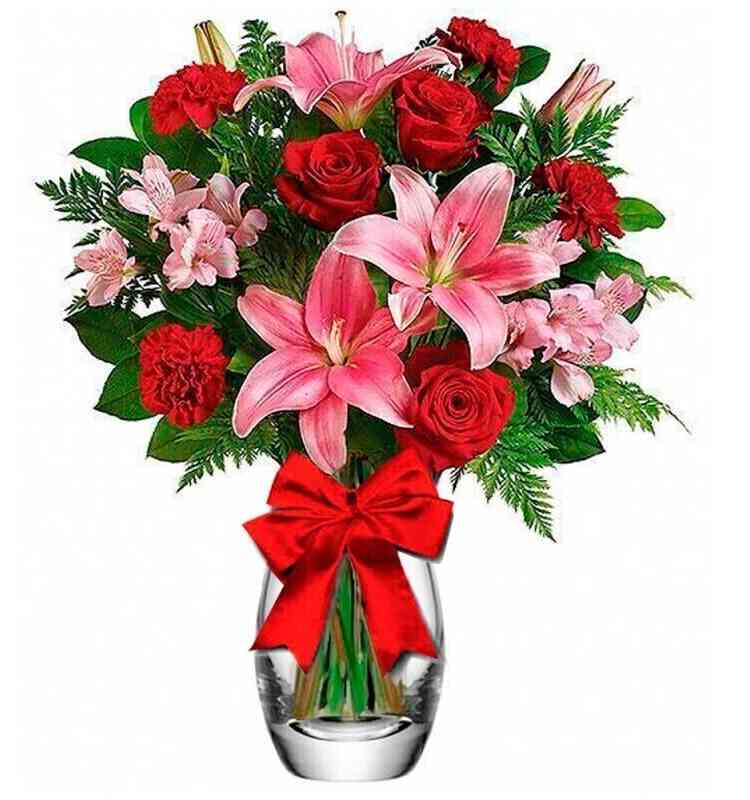 Bouquet de Flores Amor do..