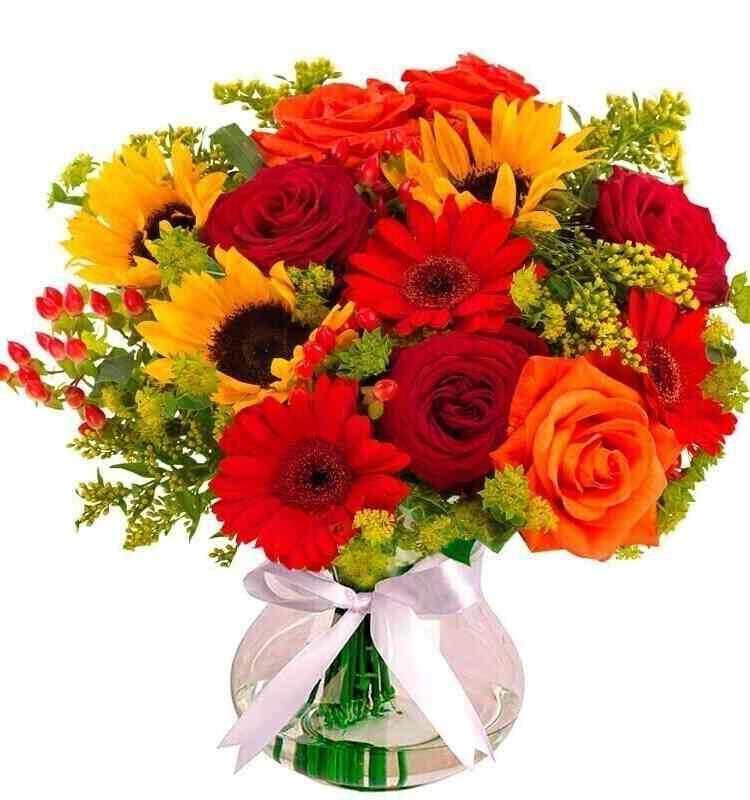 Bouquet Sorriso das Flore..