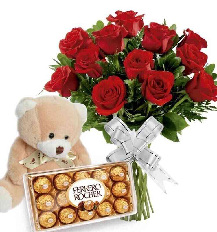 Bouquet de Flores Traditi..
