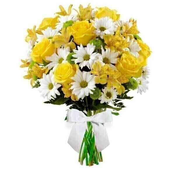 Bouquet dia Radiante..