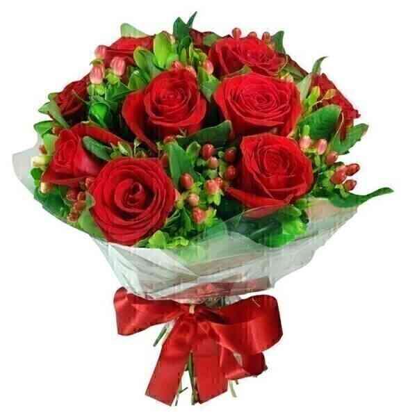 Bouquet Tradicional de Ro..