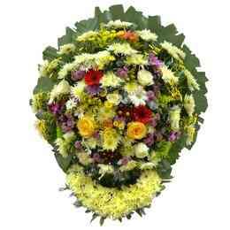 Coroa de Flores Nobres Lu..