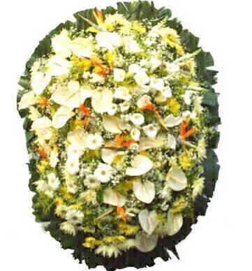 Coroa de Flores Elegance ..